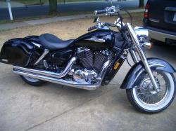 Honda Shadow Aero 2011 #4