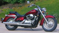 Honda Shadow Aero 2011 #5