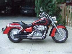 Honda Shadow Aero 2011 #6