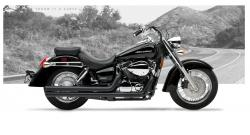 Honda Shadow Aero 2013 #8