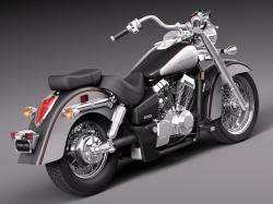 Honda Shadow Aero 2013 #9
