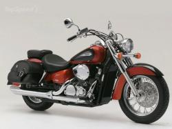 Honda Shadow Aero 2013 #10
