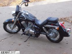 Honda Shadow Aero 2013 #12