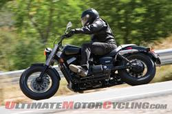 Honda Shadow RS 2011 #13
