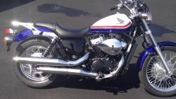 Honda Shadow RS 2011 #15