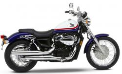Honda Shadow RS 2011 #3