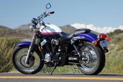 Honda Shadow RS 2011 #4