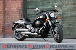 Honda Shadow RS 2011 #6