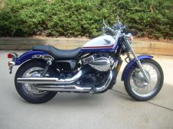 Honda Shadow RS 2011 #8