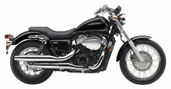 Honda Shadow RS 2013 #2