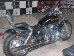 Honda Shadow Slasher 400 2002 #12