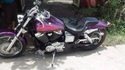 Honda Shadow Slasher 400 2002 #4