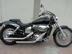 Honda Shadow Slasher 400 2002 #5