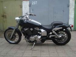 Honda Shadow Slasher 400 2002 #8