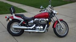 Honda Shadow Spirit #10
