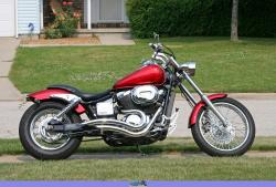 Honda Shadow Spirit #12