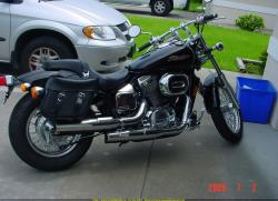 Honda Shadow Spirit 2006 #9