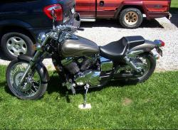 Honda Shadow Spirit 2006 #10