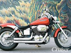 Honda Shadow Spirit 2006 #4