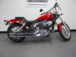 Honda Shadow Spirit 2006 #5