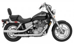 Honda Shadow Spirit 2006 #8