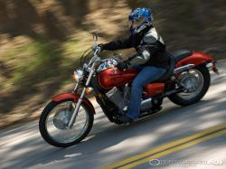 Honda Shadow Spirit #6