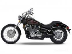 Honda Shadow Spirit 750 #10