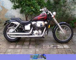 2005 Honda Shadow Spirit 750