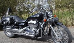 Honda Shadow Spirit 750 2011 #12