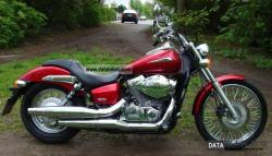 Honda Shadow Spirit 750 2011 #3
