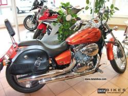 Honda Shadow Spirit 750 2011 #6