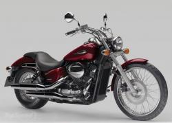 Honda Shadow Spirit 750 2011 #9