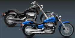 Honda Shadow Spirit 750 #3