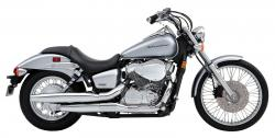 Honda Shadow Spirit 750 #5