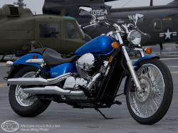 Honda Shadow Spirit 750 #7
