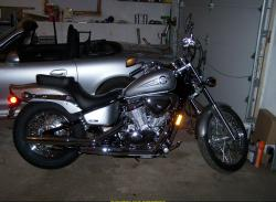 Honda Shadow VLX 2006 #9