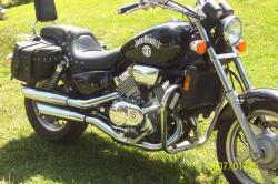 Honda Shadow VLX 2006 #11