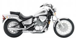 Honda Shadow VLX 2006 #2