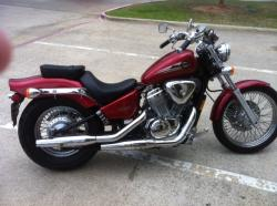 Honda Shadow VLX 2006 #4