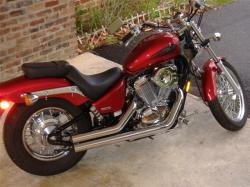 Honda Shadow VLX 2006 #6