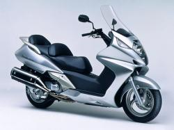 Honda Silver Wing ABS 2008 #4