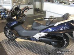 Honda Silver Wing ABS 2008 #9