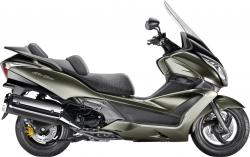 Honda Silver Wing ABS 2011 #9