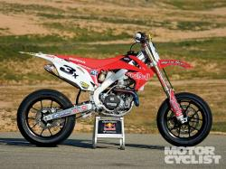 Honda Super motard