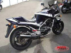 1985 Honda VF1000F (reduced effect)