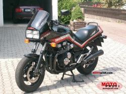 Honda VF1000F (reduced effect) 1985 #7