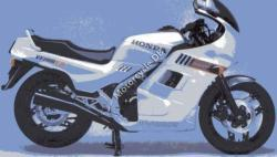 Honda VF1000F (reduced effect) #4