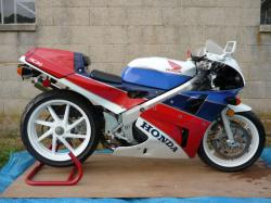 Honda VFR750R / RC30 (reduced effect) #6