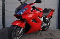 Honda VFR800FI Interceptor 2002 #8