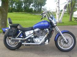 Honda VT1100C Shadow Spirit #11
